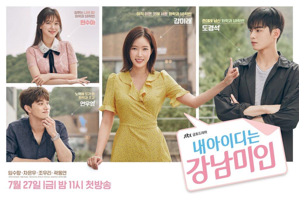 My Id is Gangnam Beauty e uma crítica aos padrões de Beleza.