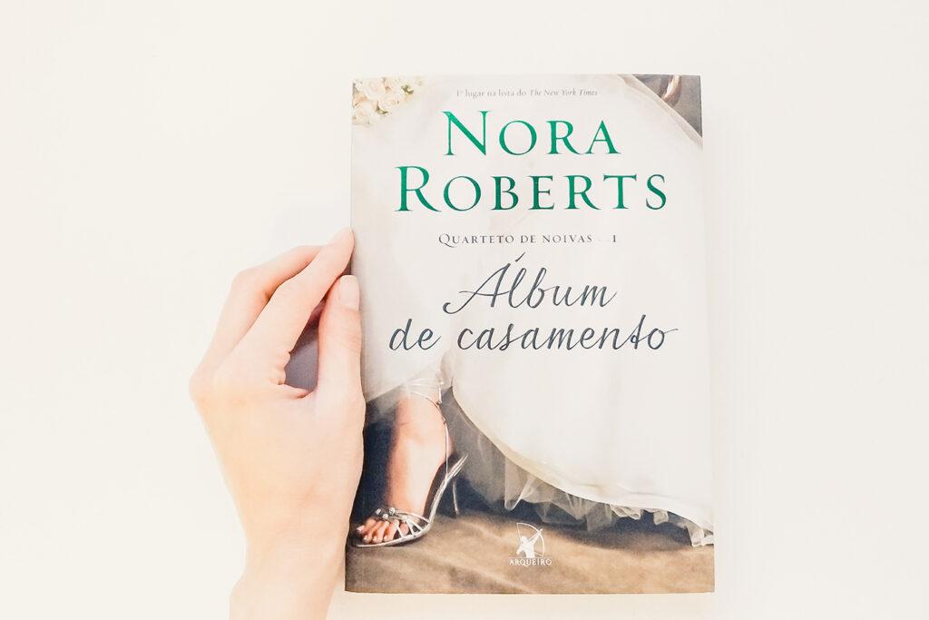 Álbum de Casamento – Nora Roberts