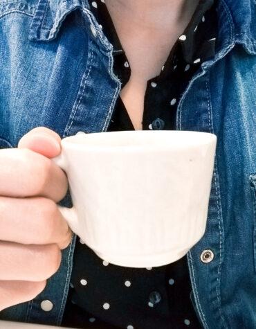 Pensamentos e um pouco de café…
